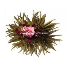 Ai Zhi Xin verde floración té-BMG063