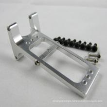 Customized diamond cut Aluminum Rear arms