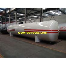 40000L Domestic Propane Gas Storage Tanks