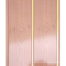 PVC Panel for Wall or Ceiling (LF4) Groove in The Middle