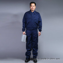 Cheap Long Sleeve High Quality Safety 100% Cotton Workwear Suit (BLY2003)