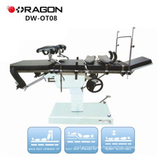 DW-OT08 Gas spring manual general operating table in hot sale