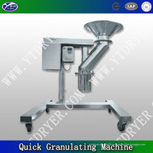 Máquina de granulación rápida de venta directa de la fábrica