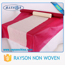 Solid Color Square Paper Tablecloth / Table Runner