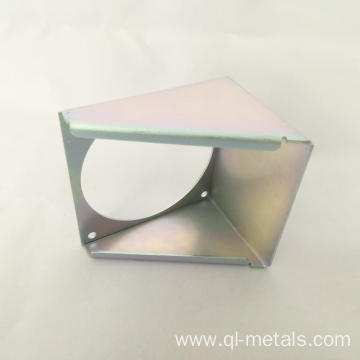 SPCC Electroplating/Bending Sheet Metal Working service