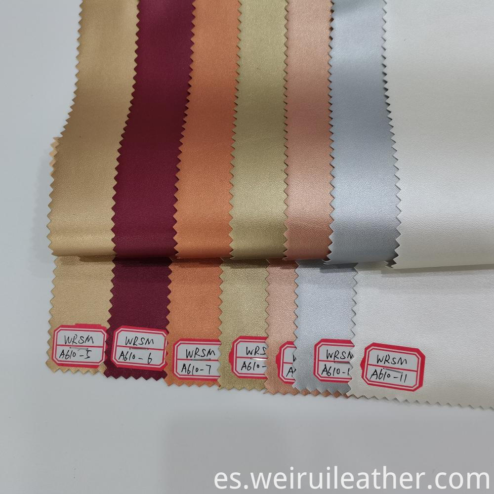 Super Elastic Pu Leather