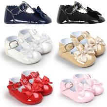 Zapatos para niños antideslizantes Prewalker Baby Girls infantiles