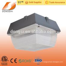 La lumière d'auvent de canopée de lumière d'auvent d'entrepôt garantie de 5 ans