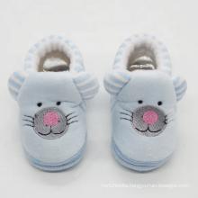 China factory toddler slipper animal newborn baby shoes manufacturer