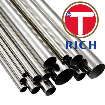 TP304H, TP309H TP310S, Seamless, Weled, dan Heater Dingin Bekerja Austenitic Stainless Steel Pipa
