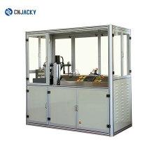 380V Taiwan PLC Indústria Touch Screen PVC Plastic Card Punching Machine