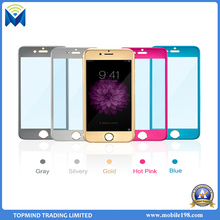 Ultrathin 3D 0.26mm Tempered Glass Screen Protector for iPhone 6 6 Plus