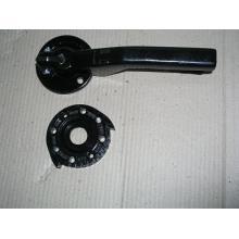 Palanca de mano para la válvula de compuerta