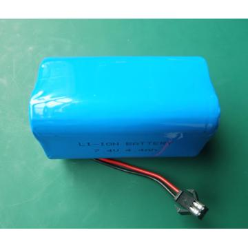 Grandes batteries lithium-ion 7.4V