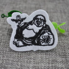 Fashion Design Custom Cotton Embroidery Patch for Clothes