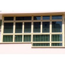 Макс. Конфигурации Закаленное стекло Алюминиевые раздвижные окна Цены