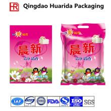 Plastic Detergent Packing Bag/Washing Powder Bag with Customer Logo
