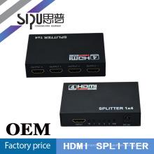 Matriz de SIPUO HDMI Switcher 2.0 3 x 1 conmutador HDMI2.0 5x1Support 4Kx2K@60Hz con Control IR