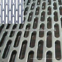 Ss Perfurado Metal / folha de perfuração