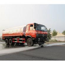 Petroleiro de água Dongfeng 6X4 18ton com capacidade de 16m3-22m3