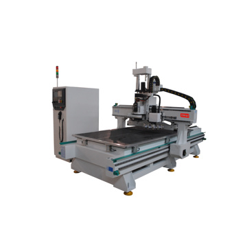 Atc Cnc Router Machine alat pengubah Disc