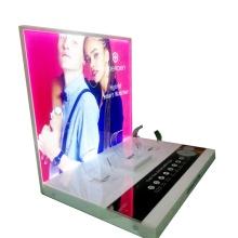 APEX Fashion Brand Acryl Taschenuhr Displayständer
