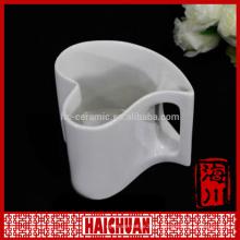HCC contemporary antique new bone china mug in gift box