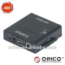 "USB 2.0+eSATA, 2.5"" & 3.5"" portable HDD Duplicator (adaptor)"