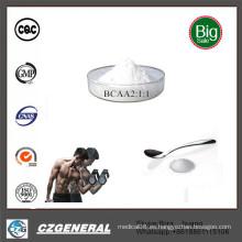 Sports Beverage Instant Powder Bcaa 2: 1: 1 para proporcionar energía