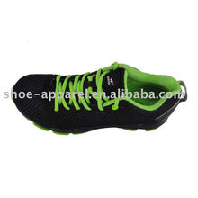 latest running shoes for men with air cycle sole