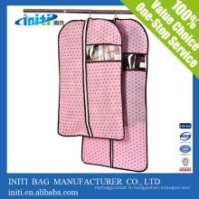 Nouveaux produits en couleur pour robe et tissu mini sac à main non tissé
