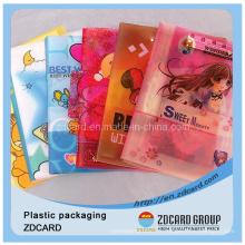 Boîte cadeau Coffret en plastique Boîte à poche Box Box personnalisée
