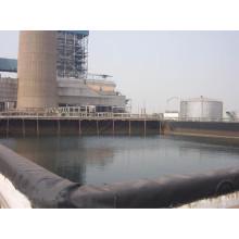 Wasserdichtes Material HDPE Geomembran für Deponie Teich Liner