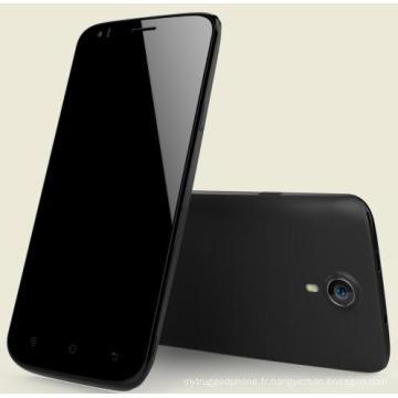 Android 4.4 Dual Core 5.0 '' HD (720 * 1280) IPS 1GB + 8GB Téléphone