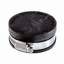 Tapa de tubo de caucho EPDM personalizada