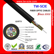 Cable de fibra GYFTY de Optical