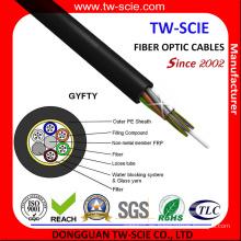 GYFTY Cable óptico monomodo no metálico