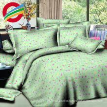 3d modern fabric printed bed sheet bedding sets