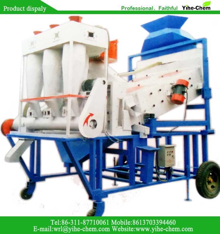 Food dust removal equipment