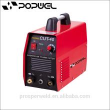 POPRWELD P1 Inversor DC ar CNC Portable LGK cortador de plasma CUT 40