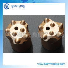 Manufacturer Small Hole Drilling Tapered Button Bits for Mining