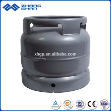 Empty Gas Refillable 6kg Domestic Gas Cylinder