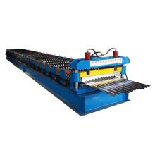 Canton fair aluminium roll forming machine color steel corrugated making machine