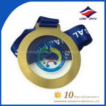 2017 пользовательский дизайн награды чемпионата футбол Футзал медаль