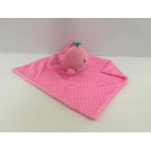 Whale Comforter Handtuch für Baby