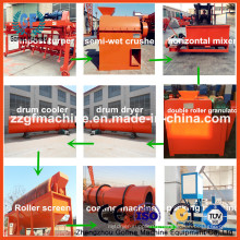 Professional Chemical Fertilizer Granulator Line