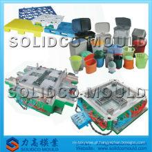 Bacia de plástico e molde de paletes / molde de injeção