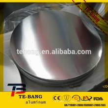 1050/1060/1100 Aluminium Round Plate From Manufacturer