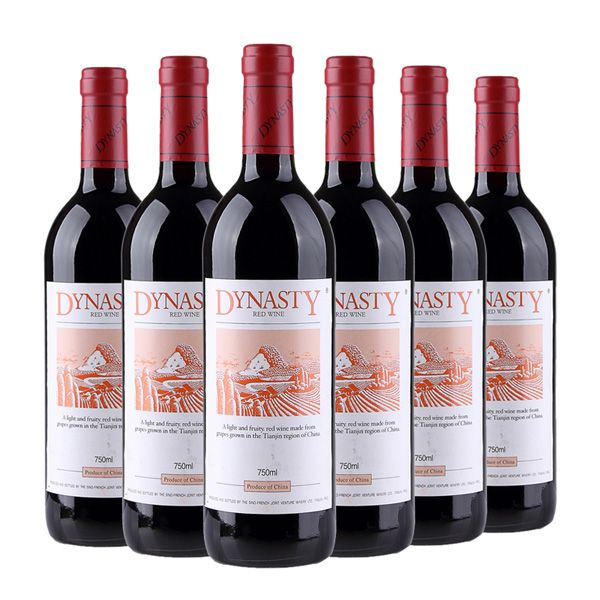 dynasty red wine