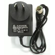 18В, 1,5 а переменного тока DC адаптер CE ЦБ RoHS одобрил